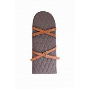 Sleepbag Bæreplade med remme - Grå