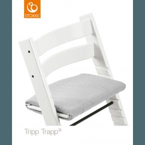 Tripp Trapp Junior Cushion - Slate Twill Tilbehør til højstol