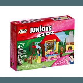 LEGO JUNIORS - Snehvides Skovhytte - 10738