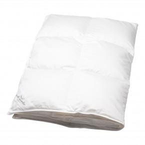 Soft Nordic juniordyne 100x140 cm - hvid