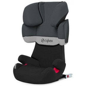 Cybex Solution X-Fix Autostol - Grey Rabbit (Til isofix og/eller sele montering)