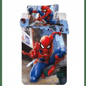 Spider-Man Juniorsengetøj - 100x140 cm