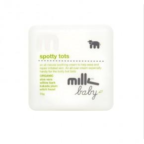 MILK&CO Milk baby spotty tots Creme
