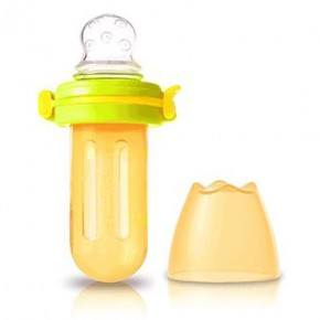 KIDSME Food Squeezer - Lime