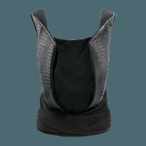 Cybex Yemaya Bæresele - Leather Stardust Black