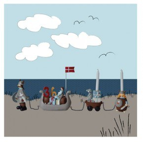 KIDS by FRIIS - Fødselsdagstog Viking