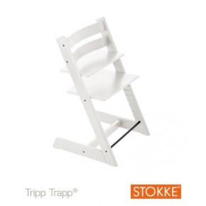 Tripp Trapp Stol - hvid