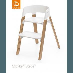 Stokke Steps Højstol - Natural