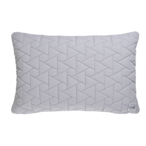 GUBINI Quilted pude betræk 40x60 cm - Quilt Star Stone Pude
