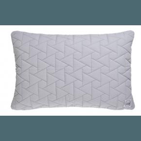 Gubini Quilted pudebetræk 40x60 cm - Quilt Star Stone