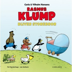 Carlsen Rasmus Klump bliver storebror