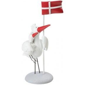 KIDS by FRIIS - Stork med flag, bordpynt.