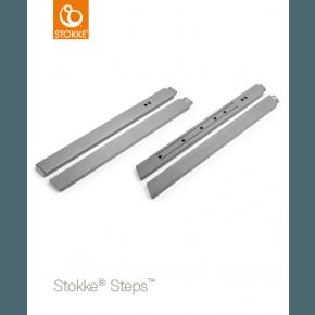 Stokke Steps Chair Legs - Storm Grey