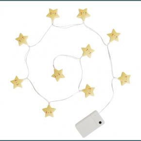 A Little Lovely Company - Lyskæde med stjerner