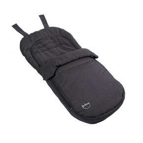 Teutonia - Sommerkørepose + Vindovertræk - Gunmetal