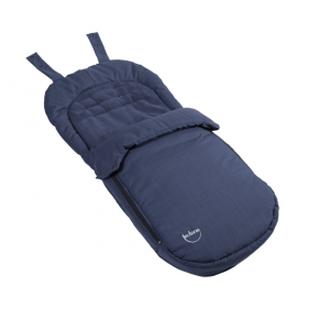 Teutonia - Sommerkørepose + Vindovertræk - Onyx