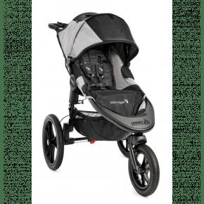Baby Jogger Summit X3 løbevogn - Black/grey 2020