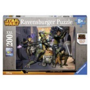 Ravensburger -  The Rebellion Begins (200 pcs) Puslespil