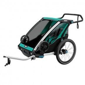 Thule Chariot Lite 2 Multisporttrailer - Bluegrass