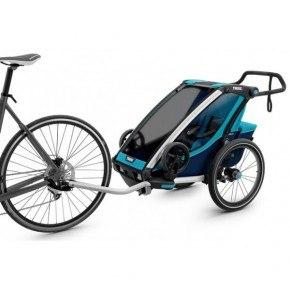 Thule Multisporttrailer Chariot Sport 1 - Blue