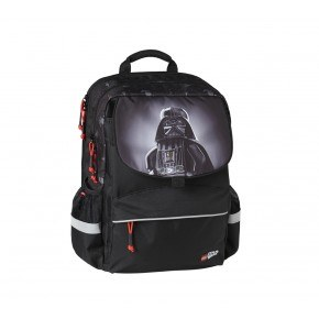 LEGO Starter Plus skoletaske m gymnastiktaske - Star Wars Darth Vader