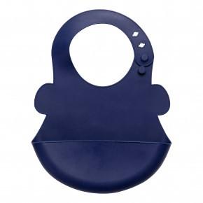 Tiny Republic Silikone Hagesmække 2 stk - Blå
