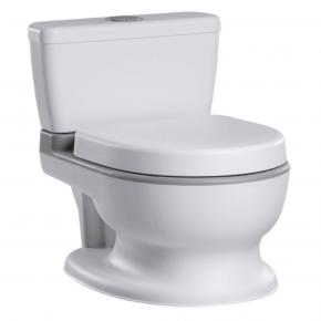 Tiny Republic Basic Kids Toilet - Hvid