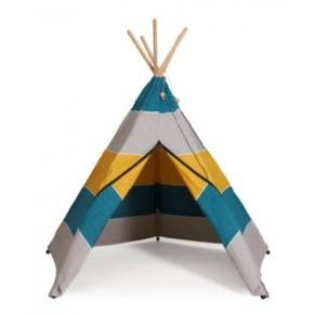 ROOMMATE HippieTipi - Polar Grey Tipi Telt