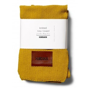 HUMDAKIN Kitchen tea towel 3-pack - Yellow fall