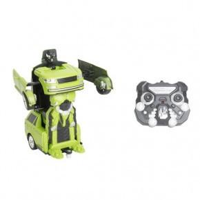 Transformer RC fjernstyret bil - grøn