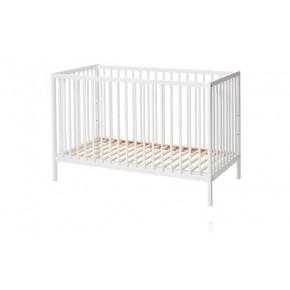 Baby Dan Comfort tremmeseng 60x120 cm - Hvid
