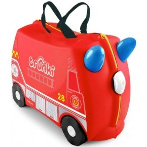 Trunki Frank the Firetruck Kuffert