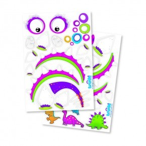 TRUNKI Stickers Dino