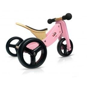 Kinderfeets - Tiny Tot løbecykel, pink