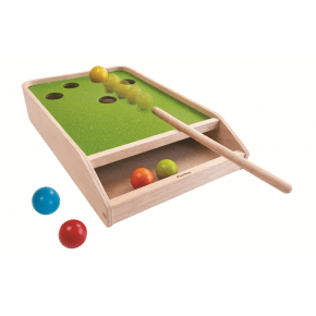 PlanToys boldskydning spil