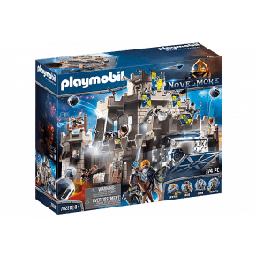 Playmobil Knights Wolfhaven slot - 70220