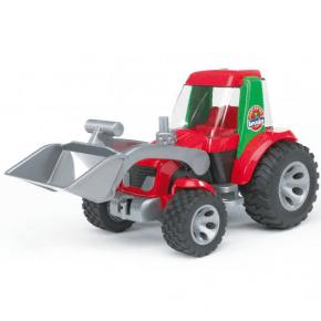 Bruder - Traktor med Frontlæsser