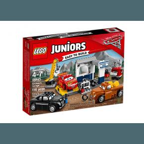 LEGO JUNIORS - Cars - Smokeys Værksted - 10743