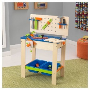 Kidkraft Deluxe Værkstedsbord med værktøj