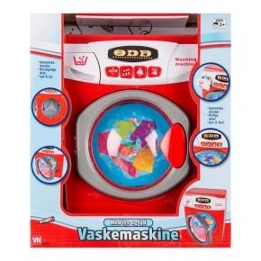 3-2-6 Vaskemaskine med lys og lyd