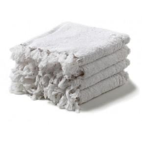 HUMDAKIN Vaskeklude 4-pack - Hvide
