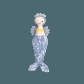 Fabelab Blød Havfrue Dukke