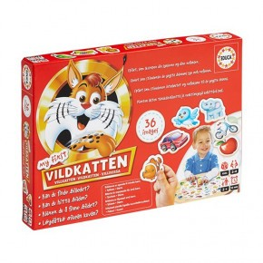 Educa - Vildkatten My First (36 pcs)