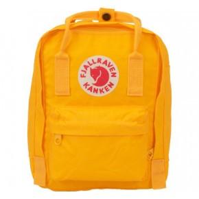 Fjällräven Mini Kånken rygsæk - Warm Yellow