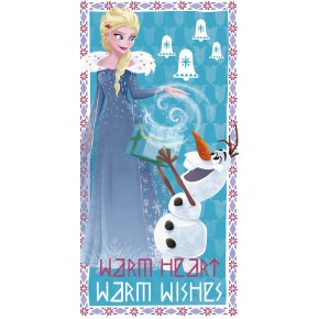 Frost Olaf håndklæde - 70x140cm