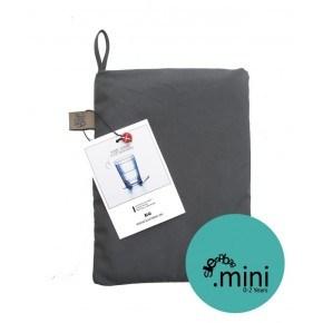 Sleepbag - Vådligger lagen grå mini 1 stk. Tilbehør til sove- og kørepose