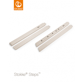 Stokke Steps Chair Legs - Whitewash