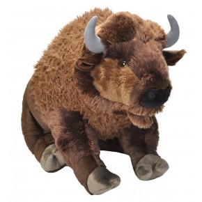 Wild Republic Jumbo bison bamse 76 cm
