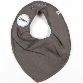 Pippi smæktørklæde - grå