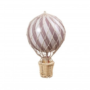 Filibabba luftballon 10 cm - dusty rose